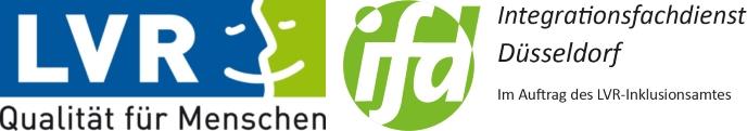 Logo des IFD und des LVR
